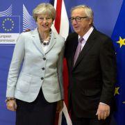 Endlich Durchbruch bei den Brexit-Verhandlungen (Foto)