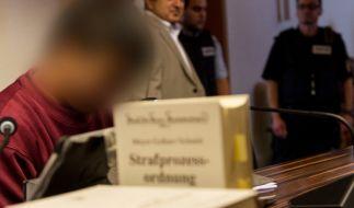 Hussein K. werden Mord und besonders schwere Vergewaltigung vorgeworfen. (Foto)