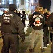 Rocker-Bosse im Knast wegen versuchten Mordes (Foto)