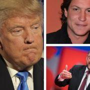 Vito Schnabel auf Brautschau // Sex-Skandal bei Donald Trump // Keiner will die GroKo (Foto)