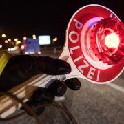 1 Stunde, 137 Kilometer, 14 Verfolger - Raser hält Polizei in Atem (Foto)