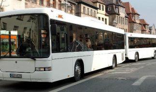In München wurde ein Schüler von einem sogenannten Bus-Zug mitgeschleift (Symbolbild). (Foto)
