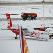 In Frankfurt und in Düsseldorf hat es Dutzende Flugausfälle gegeben.