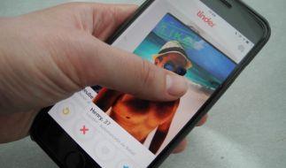 Dating der neuen Generation: Die App Tinder ist für viele Singles eine beliebte Flirtbörse. (Foto)