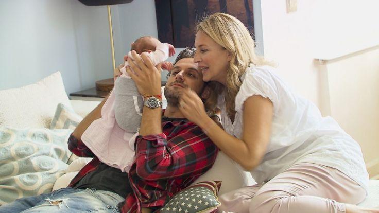 Caroline Beil hat sich mit über 50 Jahren ihren Traum vom Kind erfüllt. (Foto)