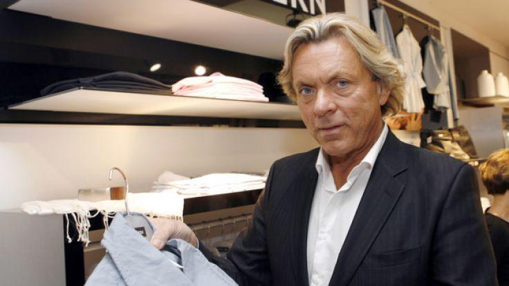 Modeschöpfer Otto Kern ist im Alter von 67 Jahren gestorben. (Foto)