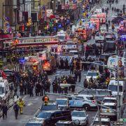 Täter ließ sich von Weihnachtsmarkt-Anschlägen inspirieren (Foto)