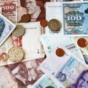 SO VIEL Uralt-Währung horten die Deutschen wirklich (Foto)