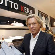 Otto Kern, Modeschöpfer (08.02.1950 - 10.12.2017)