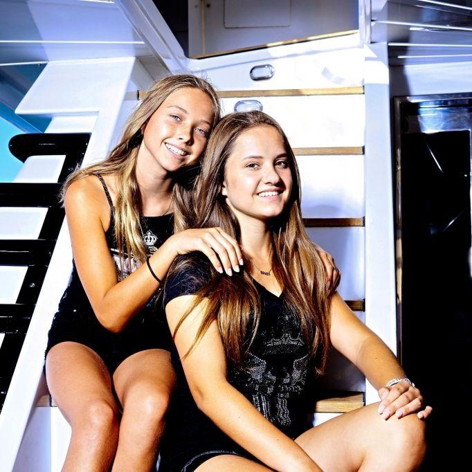 Luxusgören? So verprassen Shania und Davina ihre Kohle (Foto)