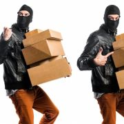 DIESE Kiste jagt Paketdiebe zum Teufel (Foto)