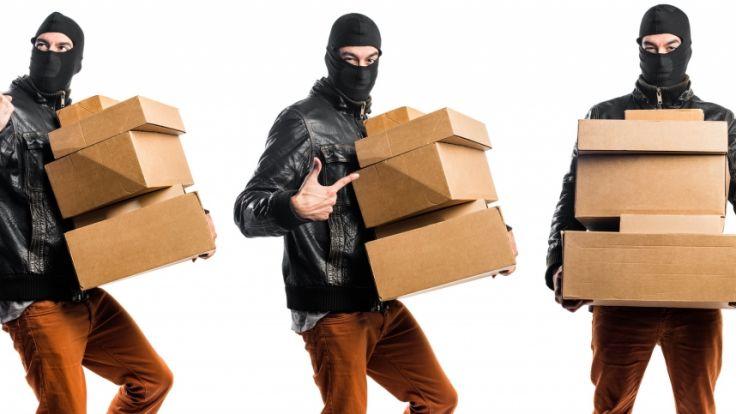 Ein US-Amerikaner lehrt Paketdiebe das Fürchten. (Foto)