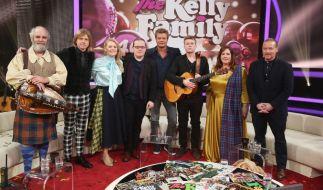 Vor 40 Jahren veröffentlichte die Kelly Family ihr erstes Album. (Foto)