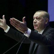 Erdogan fordert Anerkennung Jerusalems als Hauptstadt Palästinas (Foto)