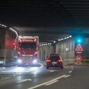 Vollsperrung! Tote bei Unfall in Schweizer Gotthardtunnel (Foto)