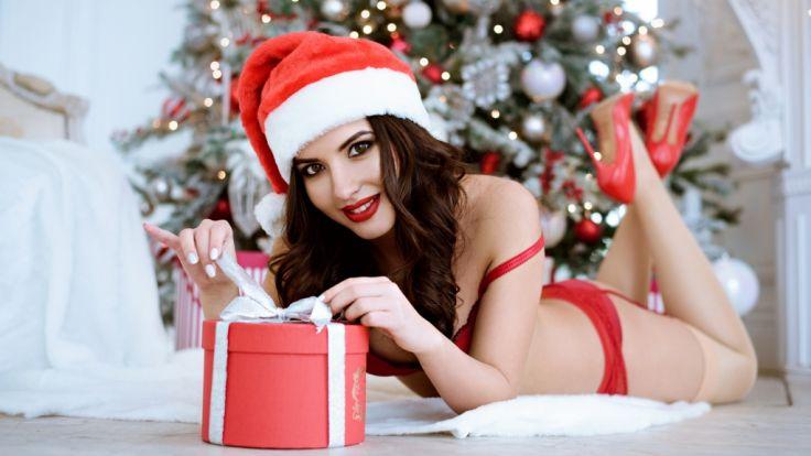 Mit diesem Vibrator wird Weihnachten zum Höhepunkt. (Foto)