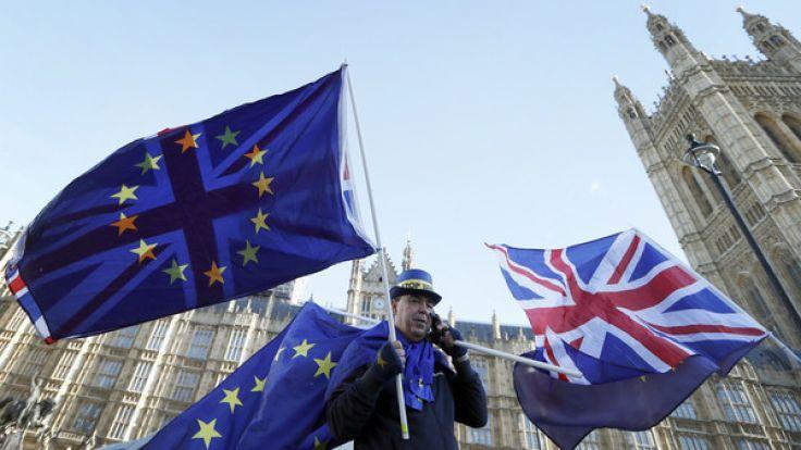 Viele Briten sind gegen einen EU-Austritt Großbritanniens. (Foto)