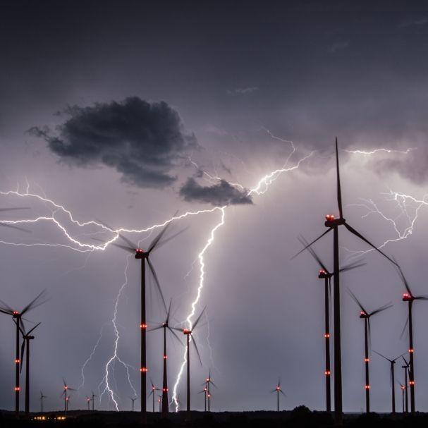 Unwetter-Warnung! Wetterdienst verhängt Alarmstufe Rot (Foto)