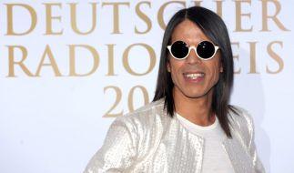 "Jorge Gonzalez ist dem TV-Publikum vor allem als Juror bei ""Let's Dance"" bekannt. (Foto)"