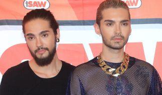 """Tom und Bill Kaulitz gründeten vor 17 Jahren die Band """"Tokio Hotel"""". (Foto)"""