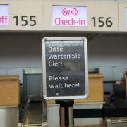 Total pleite! Zehntausende Fluggäste sitzen fest (Foto)