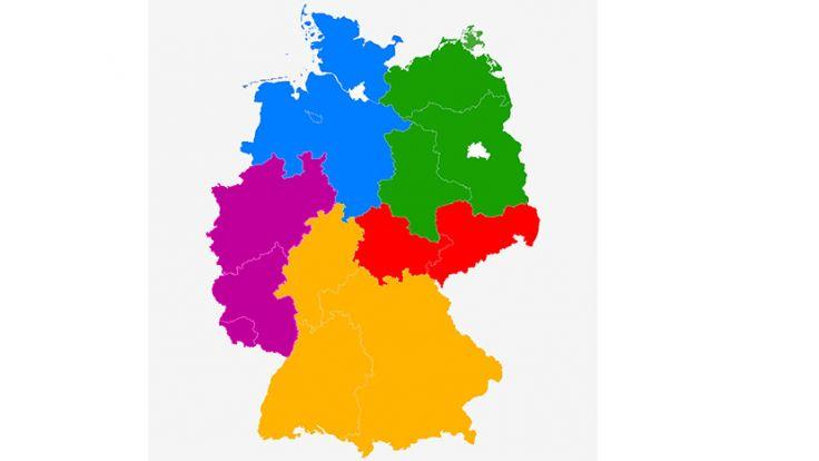 Deutschland besteht eigentlich aus fünf Nationen. (Foto)