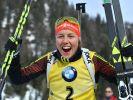 Biathlon Weltcup Annecy 2017 Ergebnisse