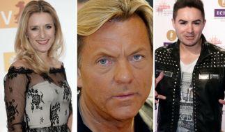 Stars wie Stefanie Hertel, Otto Kern oder Menderes Bagci machten jüngst mit traurigen News Schlagzeilen. (Foto)