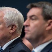 Mit 83,7 Prozent als CSU-Chef wiedergewählt, Doppelspitze mit Söder (Foto)
