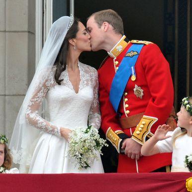 Familien-Tradition? Das vereint (fast) ALLE Royals-Hochzeiten (Foto)