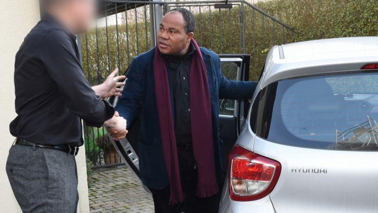 Billy Todzo war nicht nur Udo Jürgens' Chauffeur sondern auch ein langjähriger Freund. (Foto)