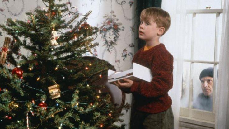 """TV-Sender Sat.1 zeigt """"Kevin - allein zu Haus"""" 2017 auch wieder an Weihnachten im Fernsehen. (Foto)"""