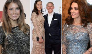 Cathy Hummels, Ana Ivanovic und Bastian Schweinsteiger und Kate Middleton sind nur einige der Promis, die 2018 Nachwuchs erwarten. (Foto)