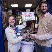 El Gordo beglückt ganz Spanien - Geldregen in fast allen Provinzen (Foto)