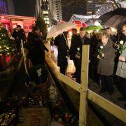 Schwere Vorwürfe! Merkel trifft Opfer vom Breitscheidplatz (Foto)