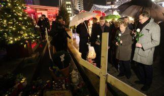 Die Hinterbliebenen des Terror-Anschlags auf den Berliner Weihnachtsmarkt erheben schwere Vorwürfe gegen die Kanzlerin. (Foto)