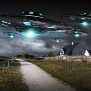 Geheimakten enthüllen! Pentagon forschte heimlich nach Ufos (Foto)