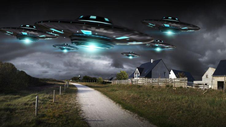 Das Pentagon hält schon seit Jahren nach Aliens Ausschau. (Foto)