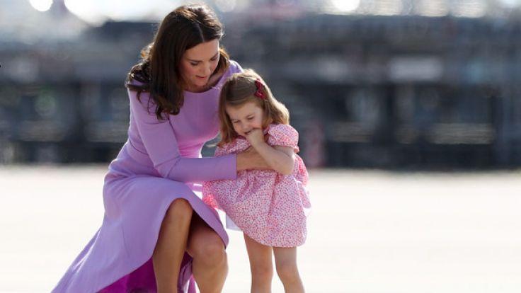 Die britische Prinzessin Charlotte wird ab Januar einen Kindergarten besuchen. (Foto)