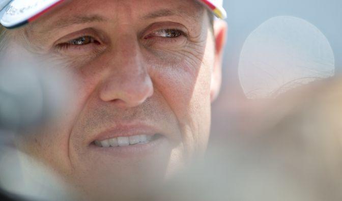 Michael Schumacher 2017 aktuell