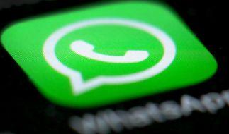 Französische Datenschützer haben WhatsApp ein Ultimatum gestellt. (Foto)