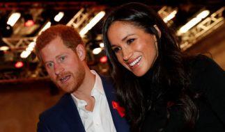Meghan Markle und Prinz Harry werden am 19. Mai 2018 auf Schloss Windsor heiraten. (Foto)