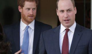 Prinz William wird die Hochzeit seines Bruders frühzeitig verlassen müssen. (Foto)