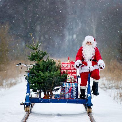Winter adé? Nur HIER könnte es Schnee an Heiligabend geben (Foto)