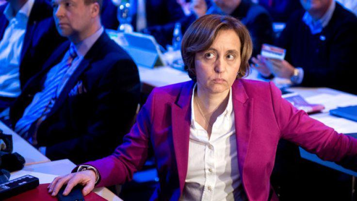 Beatrix von Storch sorgt erneut mit einem Tweet für einen Skandal. (Foto)