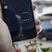 Steht der Fahrdienst Uber jetzt vor dem Aus? (Foto)