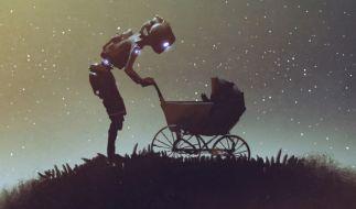 Werden sich Menschen und Roboter paaren? (Foto)