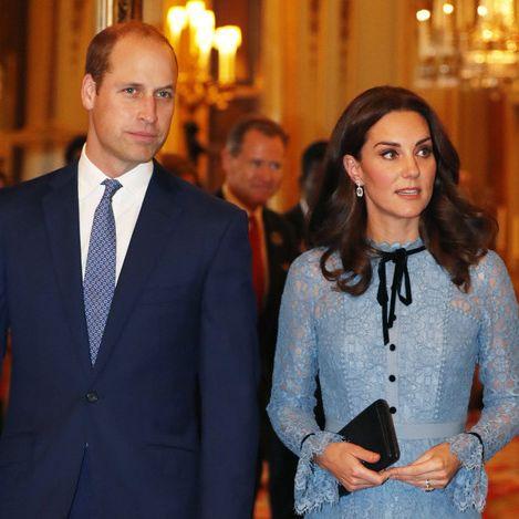 William und Herzogin Kate machen sich öffentlich zum Affen (Foto)