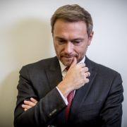 FDP-Chef Lindner kann sich Neuanlauf für Jamaika-Koalition vorstellen (Foto)
