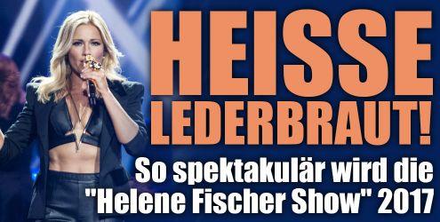 Helene Fischer Show als Wiederholung